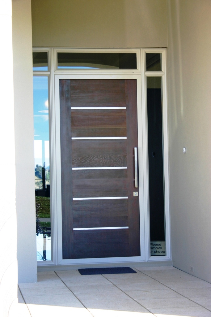 Images of Wooden Exterior Doors Nz - Woonv.com - Handle idea