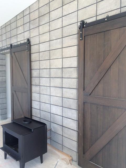 Barn Doors - Classical Doors